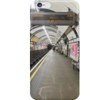 Gloucester Road Underground iPhone Case/Skin