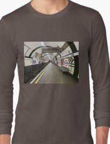 Gloucester Road Underground Long Sleeve T-Shirt
