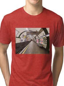 Gloucester Road Underground Tri-blend T-Shirt