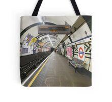 Gloucester Road Underground Tote Bag