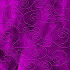 Purple swirls by TatiPatti