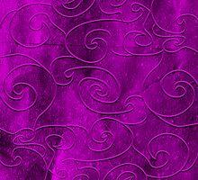 Purple swirls by TatiPatti