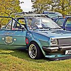 vw polo classic 1982 by lowgrader