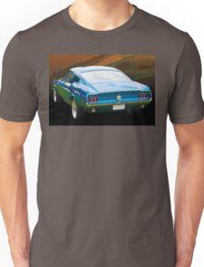 1967 Mustang Unisex T-Shirt