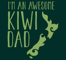 I'm an awesome KIWI DAD by jazzydevil