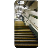 Out of the Underground iPhone Case/Skin