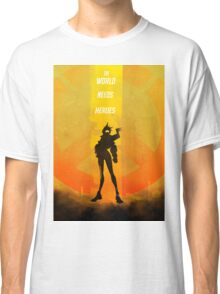 The world needs heroes Classic T-Shirt