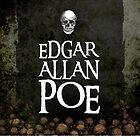 Edgar Allan Poe by gigaillustrator