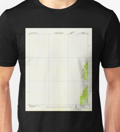 USGS TOPO Map Alabama AL Holly Pond 304183 1936 24000 Unisex T-Shirt