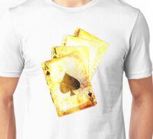 Hand Full of Aces Unisex T-Shirt