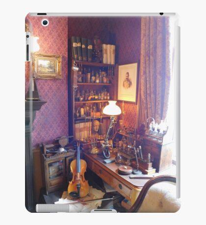 221B Baker Street Details iPad Case/Skin
