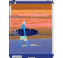 Surfer , phone case iPad Case/Skin