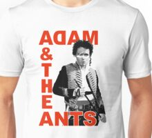 ADAM AND THE ANTS t-shirt Unisex T-Shirt