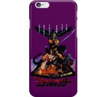 I have my eyes, I have my cunning, and I have my strength. iPhone Case/Skin