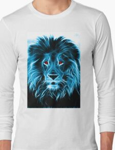 The Spectral King Long Sleeve T-Shirt