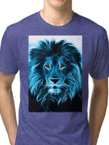 The Spectral King Tri-blend T-Shirt