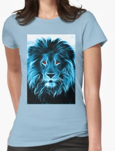 The Spectral King Womens Fitted T-Shirt