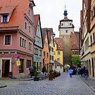 Rothemburg O.D. Tauber by annalisa bianchetti