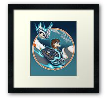 Marty Kart 88 Framed Print