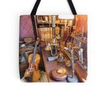Sherlock Holmes' Study Tote Bag