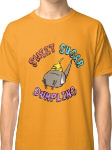Sweet sugar Dumpling - Cockatiel Classic T-Shirt