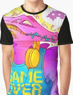 Invader Graphic T-Shirt