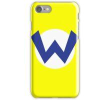 Original Wario Emblem iPhone Case/Skin