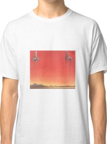 The Elephants by Dali  Classic T-Shirt
