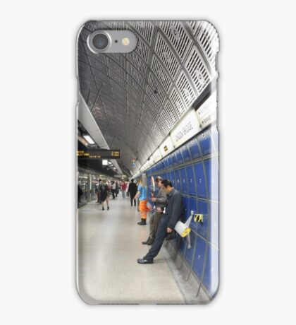 London Bridge's Underground iPhone Case/Skin