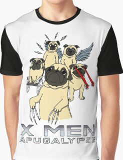 X Men: Apugalypse Graphic T-Shirt