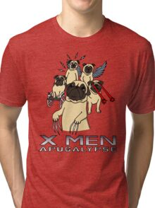 X Men: Apugalypse Tri-blend T-Shirt