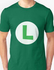 Original Luigi Emblem Unisex T-Shirt