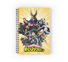 MY HERO ACADEMIA Spiral Notebook
