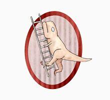 T-rex can't climb a ladder Unisex T-Shirt