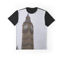 Big Ben in London Graphic T-Shirt