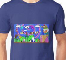 Super Mario Adventure Time  Unisex T-Shirt