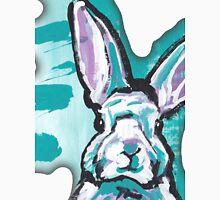 Bunny Rabbit Bright colorful pop art Unisex T-Shirt