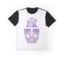 3d pot plant man Graphic T-Shirt