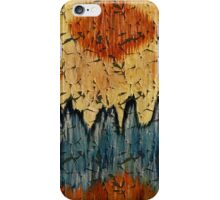 Southwest Crackle iPhone Case/Skin