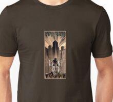 Mondasopolis - Dr Who's Cybermen, Metropolis style Unisex T-Shirt