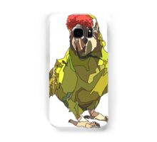 Poly wants a cracker! Samsung Galaxy Case/Skin