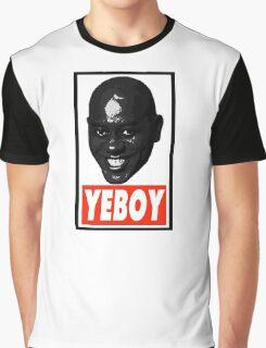 YEBOY Graphic T-Shirt