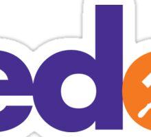 FEDOR Sticker