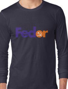 FEDOR Long Sleeve T-Shirt