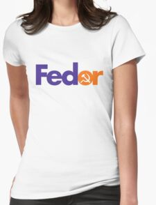 FEDOR Womens Fitted T-Shirt