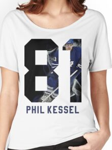Phil Kessel Women's Relaxed Fit T-Shirt