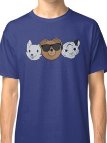 Teddy Bear And Friends Classic T-Shirt
