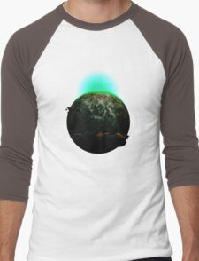 Space - No Man Sky Men's Baseball ¾ T-Shirt