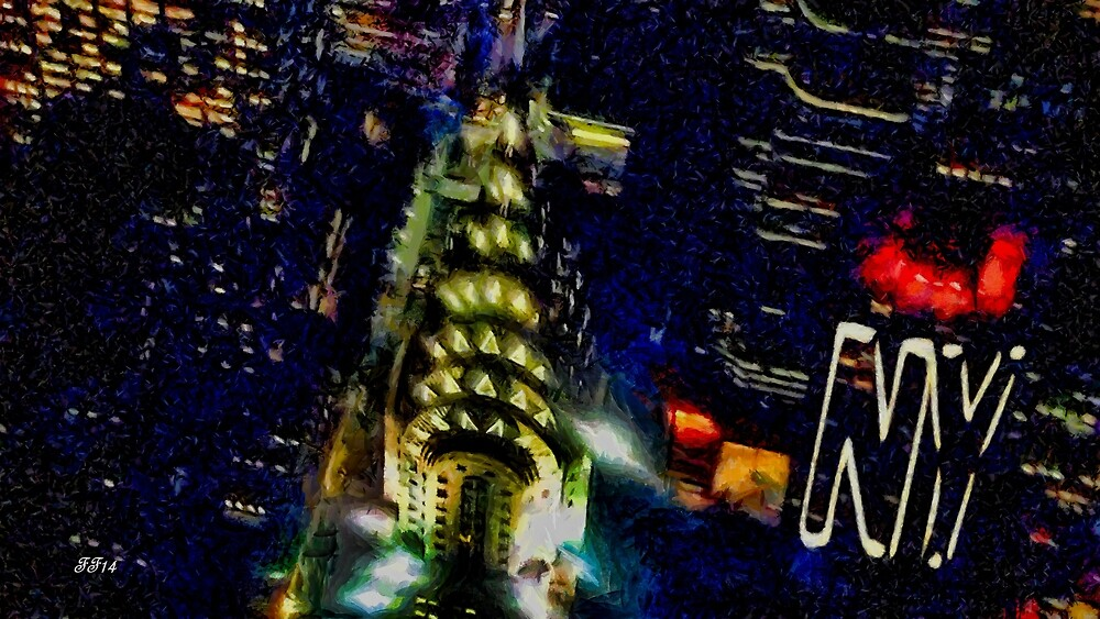 NY by Fernando Fidalgo
