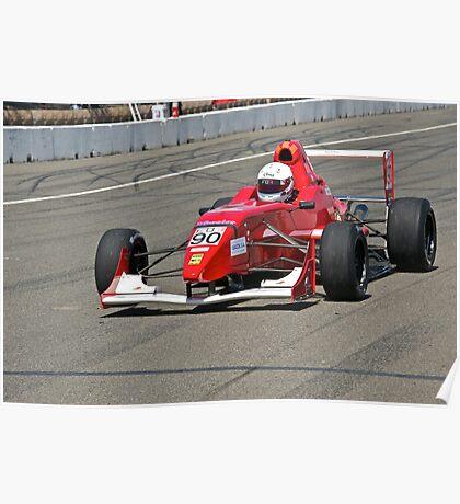 Formula Straightaway III Poster